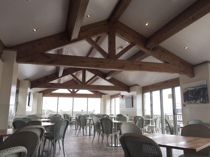Bolster Moor, SGM Structural Design, farm shop extension