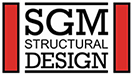 SGM Structural Design Logo